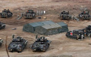 greece-ranks-33rd-in-potential-military-strength