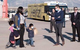 47-asylum-seeking-minors-fly-to-germany