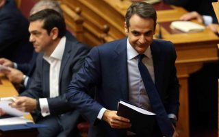 tsipras-mitsotakis-clash-in-parliament-over-spike-in-crime