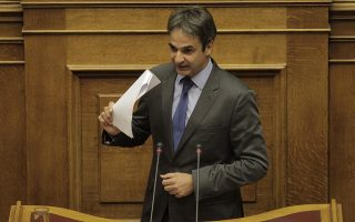 mitsotakis-calls-tsipras-a-pm-of-lies-and-taxes