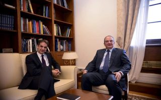 mitsotakis-meets-former-conservative-premier