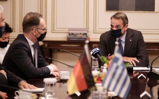 talks-with-turkey-not-possible-mitsotakis-tells-german-foreign-minister