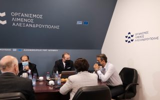 mitsotakis-looks-forward-to-alexandroupoli-port-tender-s-completion