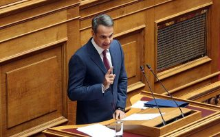 mitsotakis-threatens-super-league-suspension-after-debate-in-parl-amp-8217-t0