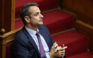 mitsotakis-says-will-seek-better-gender-balance-in-future-cabinet-reshuffle