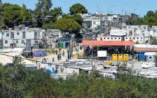 deputy-minister-announces-immediate-transfers-from-moria-camp