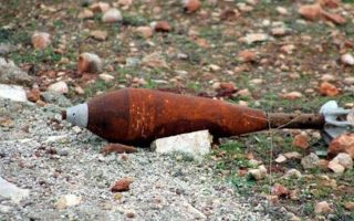 police-find-mortar-shell-on-the-capital-amp-8217-s-filopappou-hill
