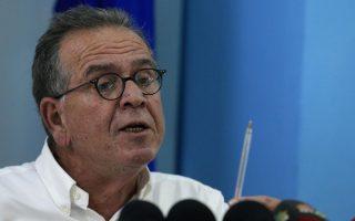 mouzalas-pledges-to-resolve-problems-at-idomeni-wants-to-avoid-violence