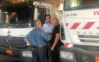 new-athens-mayor-starts-with-cleaning-house