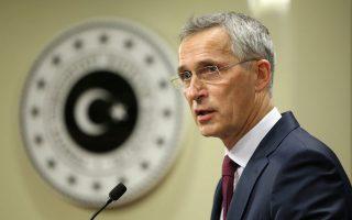 nato-chief-visits-greece-amid-peace-push
