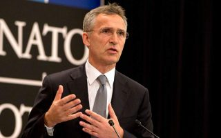 nato-chief-urges-fyrom-to-back-name-deal-before-heading-to-athens