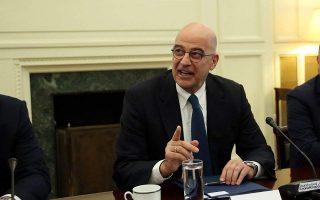 dendias-in-algeria-to-discuss-libya-crisis