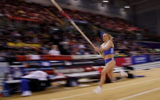 kyriakopoulou-wins-bronze-in-pole-vault-at-european-indoors