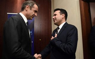 mitsotakis-tells-zaev-prespes-deal-must-be-honored-for-eu-accession-talks-to-begin