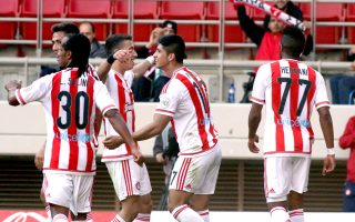 olympiakos-clinches-title-while-aek-wins-athens-derby