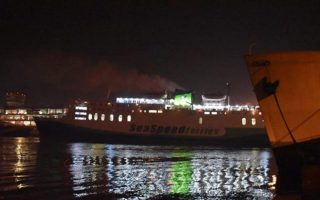 first-ferry-in-2020-welcomed-in-piraeus