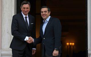 slovenian-president-borut-pahor-visits-athens