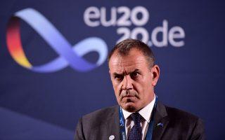 no-violations-of-greek-border-by-turkey-says-defense-minister0