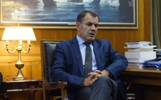 greece-prepared-to-hold-talks-if-turkey-withdraws-ships-says-panagiotopoulos