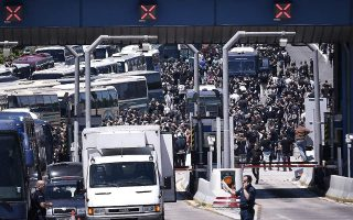 police-beef-up-security-as-paok-fans-arrive-in-athens-for-cup-final