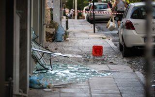 police-investigage-piraeus-bomb-blast