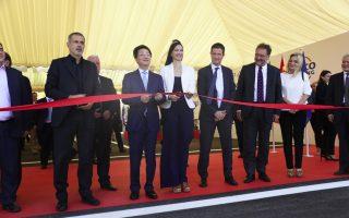 cosco-s-three-pronged-focus-on-future-piraeus-port-investment