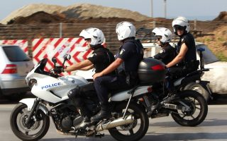police-arrest-bank-robber-in-thessaloniki