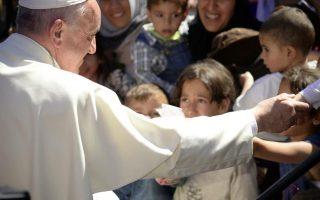 pope-donates-50-000-euros-for-lesvos-earthquake-victims