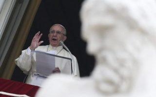pope-urges-united-response-to-refugee-amp-8216-drama-amp-8217-praises-greece-for-amp-8216-generous-help-amp-8217