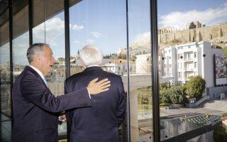 portuguese-president-visits-the-acropolis-museum