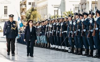 greece-amp-8217-s-first-female-president-assumes-her-post
