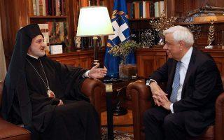 greek-president-welcomes-new-archbishop-of-america