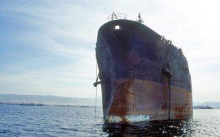 tanker-runs-aground-off-psara-in-aegean-sea