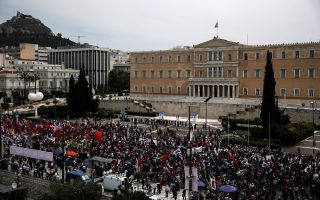 greeks-strike-over-pension-reform-as-discontent-over-cuts-swells