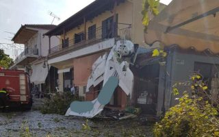 small-plane-crashes-into-building-in-northern-greek-village