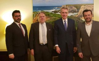 pyatt-briefs-syriza-cadres-on-outcome-of-mitsotakis-visit-to-us