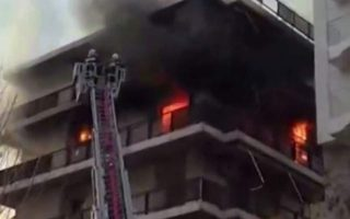 two-rescued-from-apartment-fire-in-southern-athens
