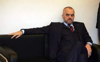 albanian-pm-in-athens-with-maritime-zones-on-agenda