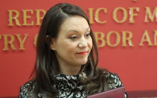 north-macedonia-labor-minister-dismissed-over-name-on-sign