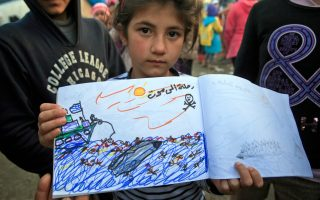 refugee-child-amp-8217-s-drawings-trace-harrowing-journey-to-europe