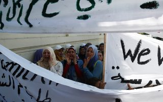 refugees-protest-german-limit-on-family-reunifications
