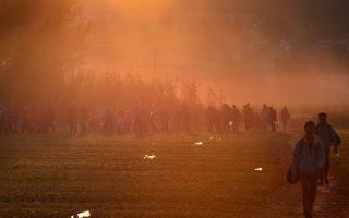 fyrom-police-detain-120-migrants-crossing-from-greece