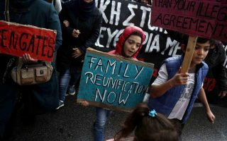 refugees-march-to-german-embassy-seeking-reunification-with-families
