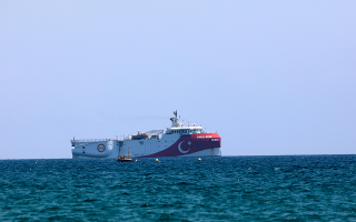 turkish-survey-ship-begins-operations-in-east-med-says-minister