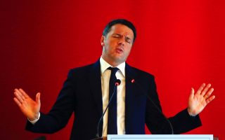 renzi-amp-8217-s-post-recession-goals-for-italy-may-be-derailed-by-greece