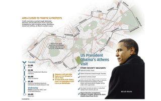 athens-locked-down-as-police-focus-on-terror-concerns-during-obama-visit