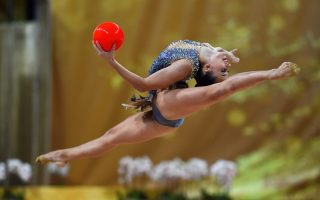 greece-s-best-gymnasts-compete-in-sofia