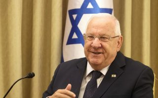 israeli-president-to-pay-official-visit-to-athens-and-thessaloniki