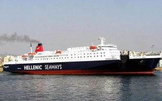 ferry-makes-emergency-stop-following-mechanical-problems