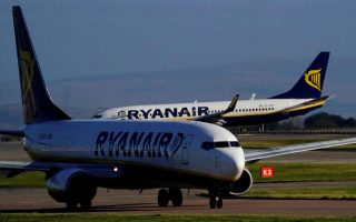 ryanair-adds-athens-in-2018-winter-route